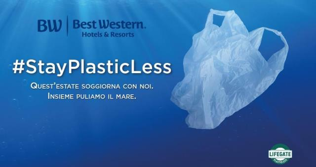 #stayplasticless Best Western Hotel Globus City Forlì