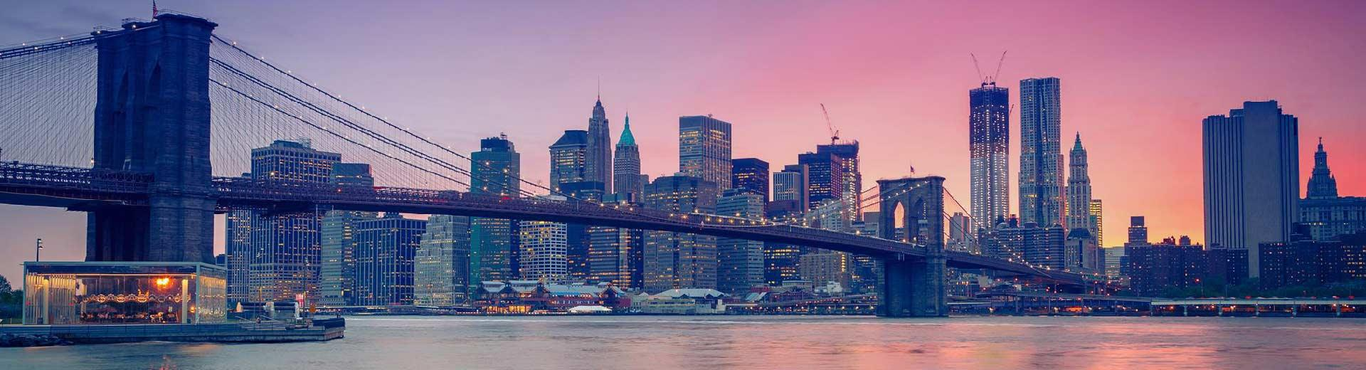 Checkin&Win contest Book now: you can win a trip to New York!