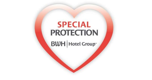 Special Protection Best Western Hotel Globus City Forlì