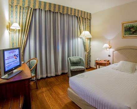 Book your room at the Best Western Hotel Globus City. The cheapest solution is in single room