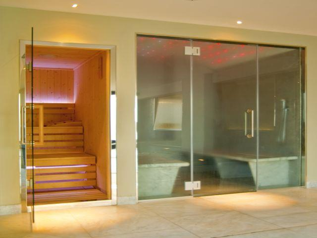 Globus city fitness spa best western hotel globus city - Percorso sauna bagno turco ...